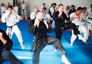 Karate classes in Sydney