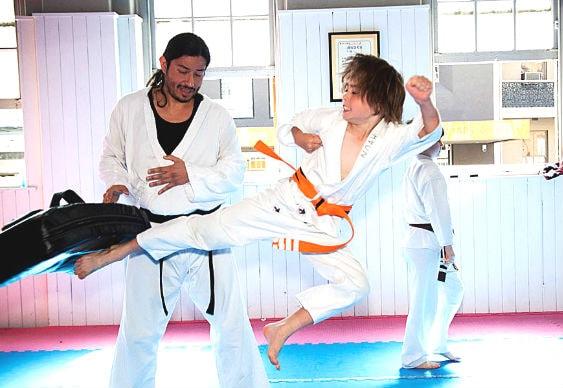 Beginning Martial arts.
