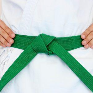 Green Belt NSJJ