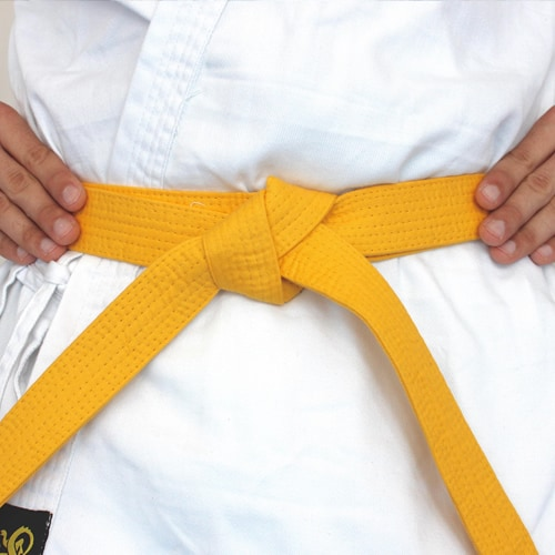 Northstar Ju Jitsu Yellow Belt