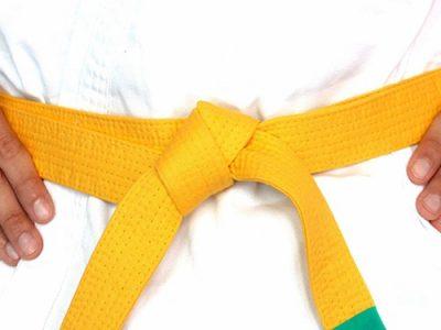 Green Tip Belt NSJJ