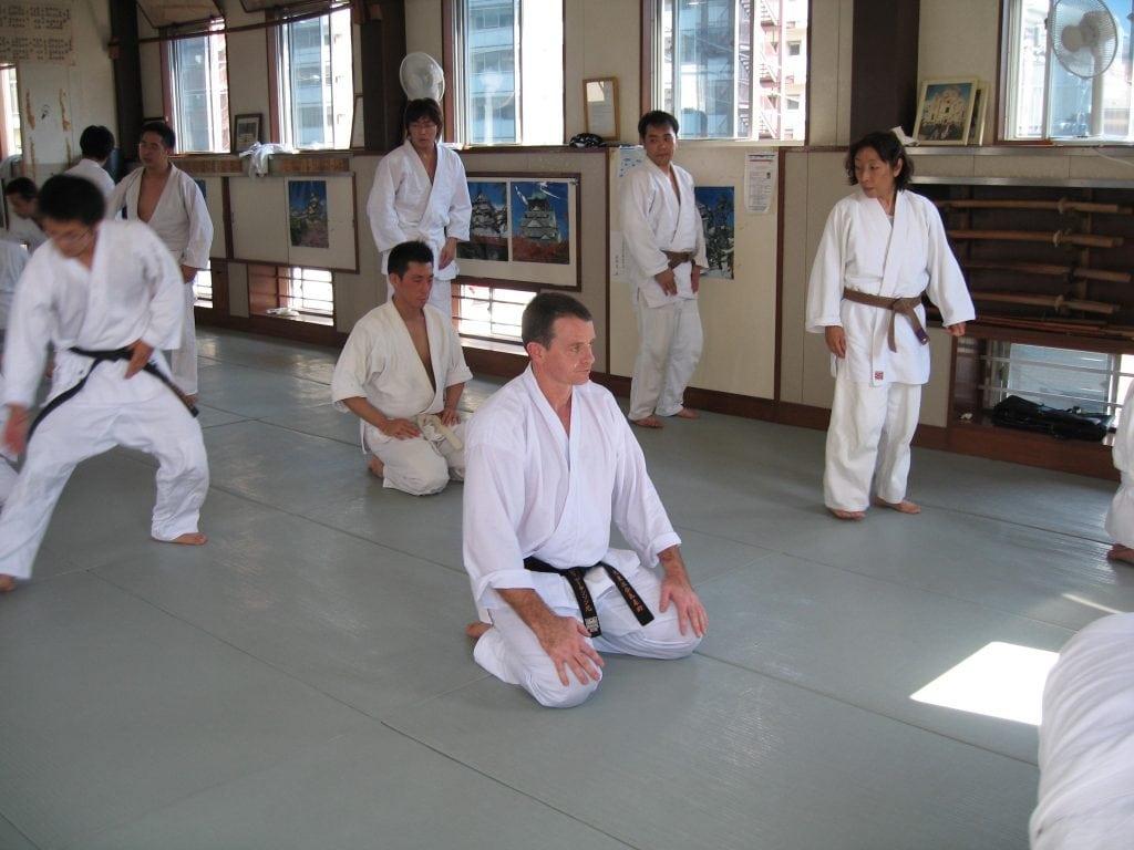 Ju Jitsu in the heart of balmain