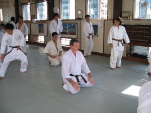 Ju Jitsu in the heart of balmain