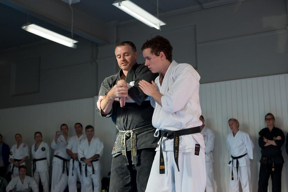 mindful self defence