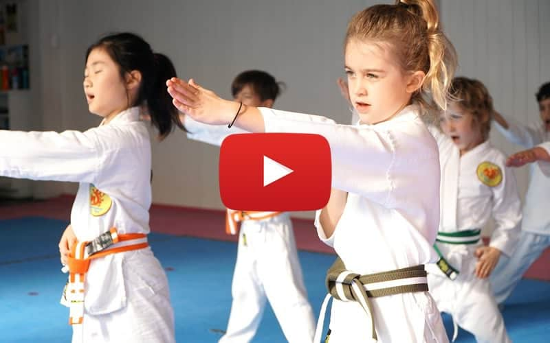 Little Stars Martial Arts