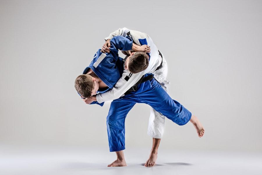 Judo shot