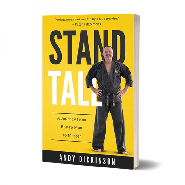 Stand Tall book by Andy Dickinson